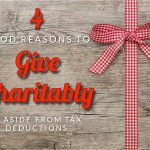 Phillips' Four Good Reasons To Give Charitably, Aside From Tax Deductions