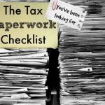 Timothy Phillips' Tax Paperwork Checklist