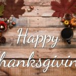 Happy Thanksgiving 2019 from Timothy A. Phillips, CPA, PC to your family